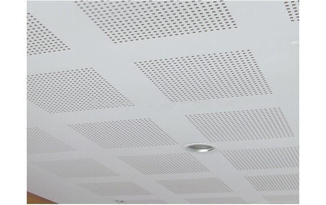 Perforated Gypsum Ceiling Dextro Acoustics